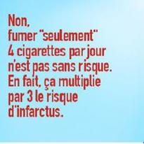 "Campagne d'information sur le tabac: ""Tabac info service"""