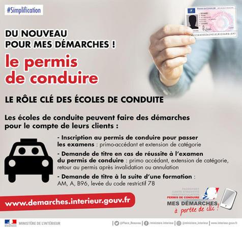 Le rôle des écoles de conduite   Le Permis de conduire   Les ... 4332b61c16d4