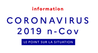 COVID-19 :  Informations, recommandations & mesures sanitaires